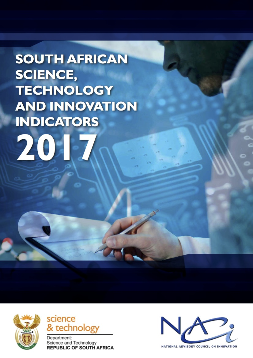 SOUTH AFRICAN SCIENCE, TECHNOLOGY AND INNOVATION INDICATORS